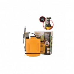 Pompa a zaino Volpi SUPER 20L pompante acciaio inox - linea professionale