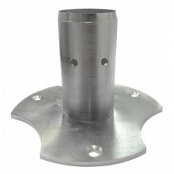 Aquapoint 135 - Basamento in acciaio inox per colonnine tringolari ovali e tonde