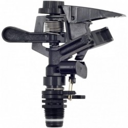 """SIROFLEX - Irrigatore a martelletto E-4591 plastica 1/2"""" Maschio"""