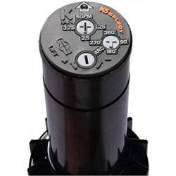 K-RAIN - Irrigatore a turbina POP-UP K5 Select Rain alzo 10 cm