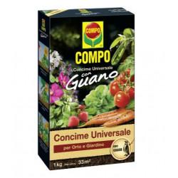 Concime unversale con Guano - Compo / 1 Kg