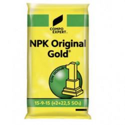 Concime NITROPHOSKA Gold LD 15-9-15 - Compo / 25 Kg
