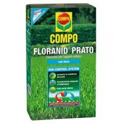 Floranid prato con ferro - antimuschio - Compo / 3 Kg