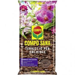 Terriccio Orchidee - Compo / 5 Lt