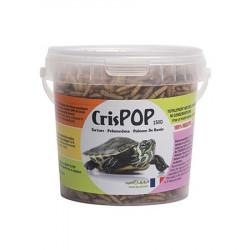 Crispop tortues APPI 1 lt - Larve estruse per tartarughe